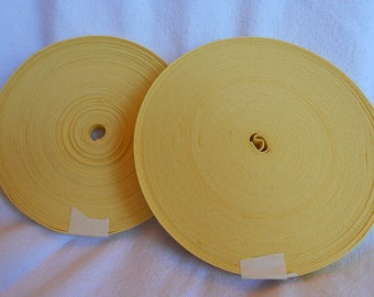 SALE~Yellow Commercial Seam Binding~SALE **Free Shipping**