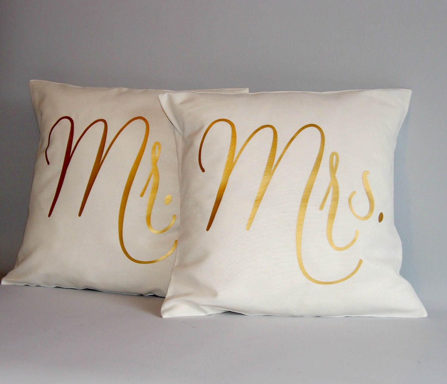 Mr And Mrs Pillow Covers 28 Images Items Similar To Personalized Mr And Mrs Pillow Covers In