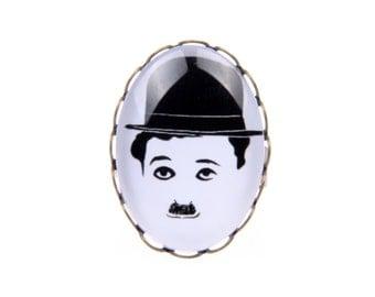 RING Charlie Chaplin (1825)