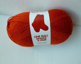 Sale Circus Peanut Sock-Ease by Lion brand Yarns