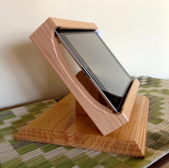Tilting iPad Air Stand for Square POS and other Card Readers