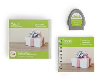 PRETTY PACKAGES  - New ANNA GRiFFIN Cricut Cartridge -  In Stock !! - SHIPs NoW !