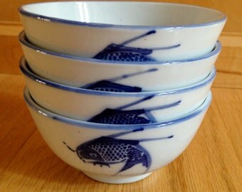 vintage fish bowls