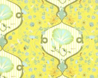 Moda - Botany by Lauren & Jessi Jung Flora in Pollen 25020-11 by the Yard