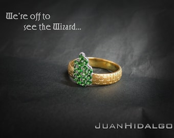 Wizard of Oz Ring