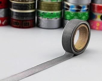 Washi Tape - Japanese Washi Tape - Masking Tape - Deco Tape - WT1074