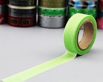 Washi Tape - Japanese Washi Tape - Masking Tape - Deco Tape - WT1073