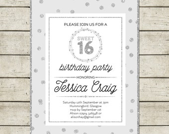 Flirty Invitation for adorable invitation example