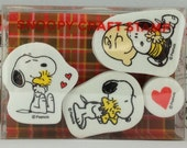 Snoopy Craft Stamp Rubber Stamp Friends  Price depends on order volume.