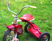Wonderful Vintage 1960s Murray Tricycle by Viktor Schreckengost