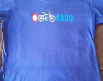 Colorado Bike T-shirt