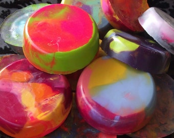 Tater Rounds Colors - Children Coloring Art Crafts Gifts for Kids Tie Dye Colors Rainbow