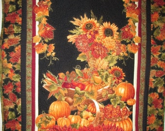 HARVEST WALL QUILT Seasonal Country Home Décor