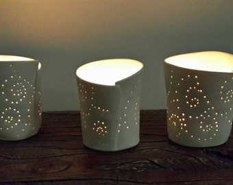 Porcelain Tea Lights