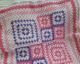 Crochet Afghan Blanket