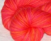 SALE 20% off Fairy Wings on Mad Fingering SW merino fingering yarn