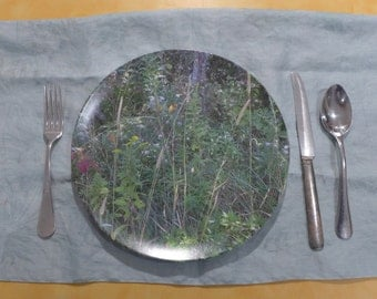 Monhegan Meadow Plate