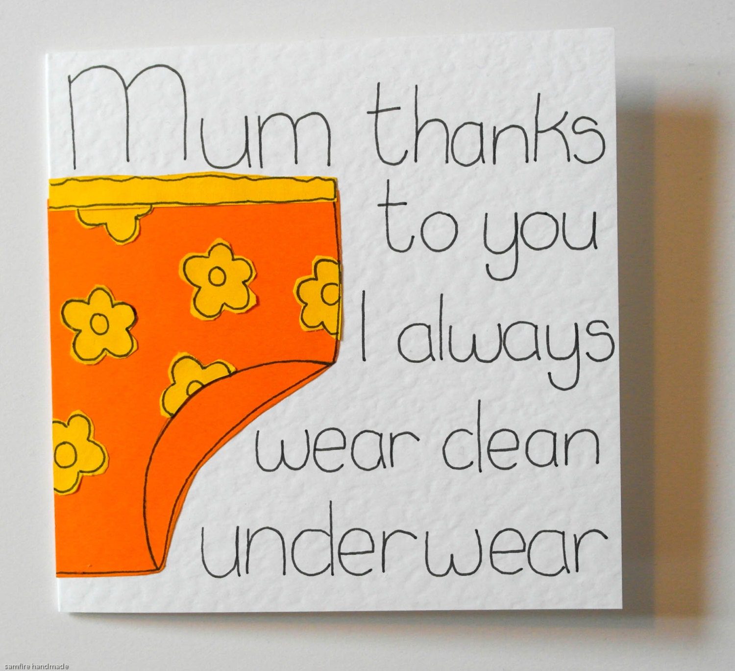 Mothers Day Card Mum Funny Birthday Card Card For Mom