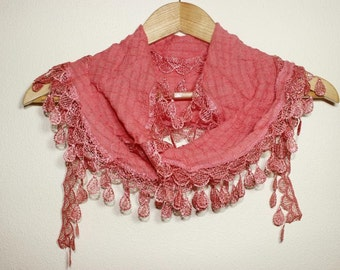Scarf Turban Turband lace Hair Wrap Shawl Pareo Hippie Boho Headband Scarf bohemian Summer Beach