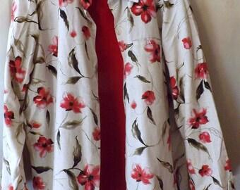 Tallit Katan 100% Linen Shirt