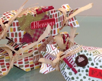 Party and candy table favors