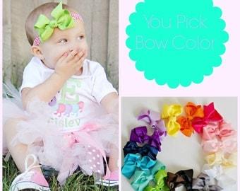Bow Headbands, Baby Bow Headband, Baby Headband, Baby Hair Accessories, Baby Girl Headband, Baby Bows, Baby Hair Bows, Infant Bow Headbands