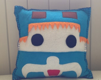 Nausicaa Valley Of the Wind themed pillow/cushion