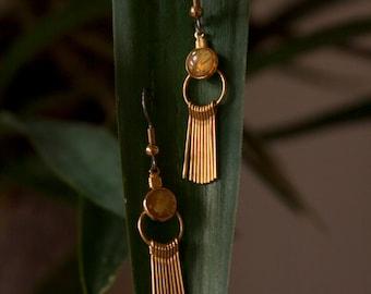 Vintage Fringe Earrings