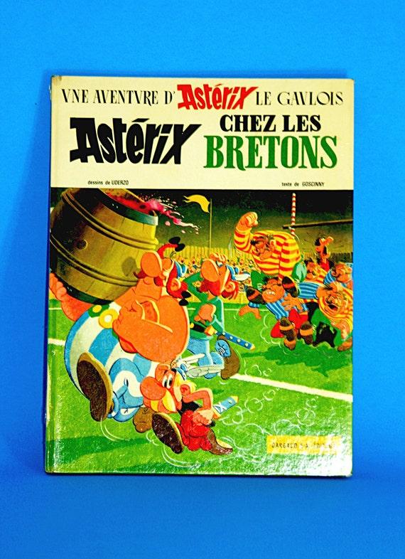asterix chez les bretons - photo #15