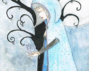Spirit guide Art & Psychic Reading
