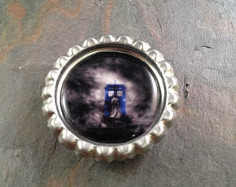 Doctor Who TARDIS Magnet