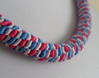 Pinks and Blues Ribbon Set