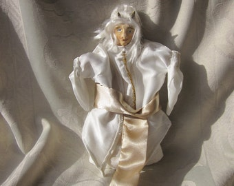Elfin Lord hand puppet