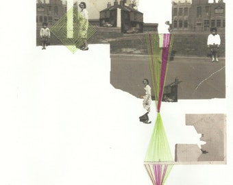 Outline A4 Print