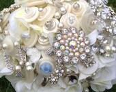 Romance Button Bouquet...