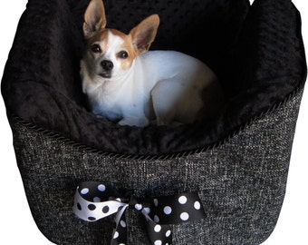 Custom Dog Car Seat Cover