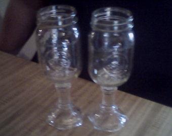 Redneck Wine Glasses Set