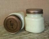 3 Chamomile Lavender 8oz Soy Jar Candle