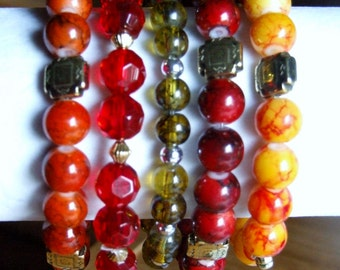 Shades of autumn stackables 0010SB
