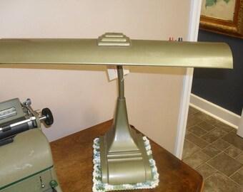 Art Deco Mid Century Desk Lamp