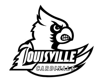 Louisville cardinal logo free coloring pages for St louis cardinals logo coloring pages