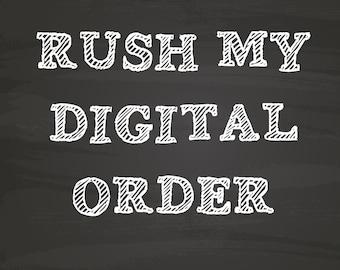 Digital Order Rush