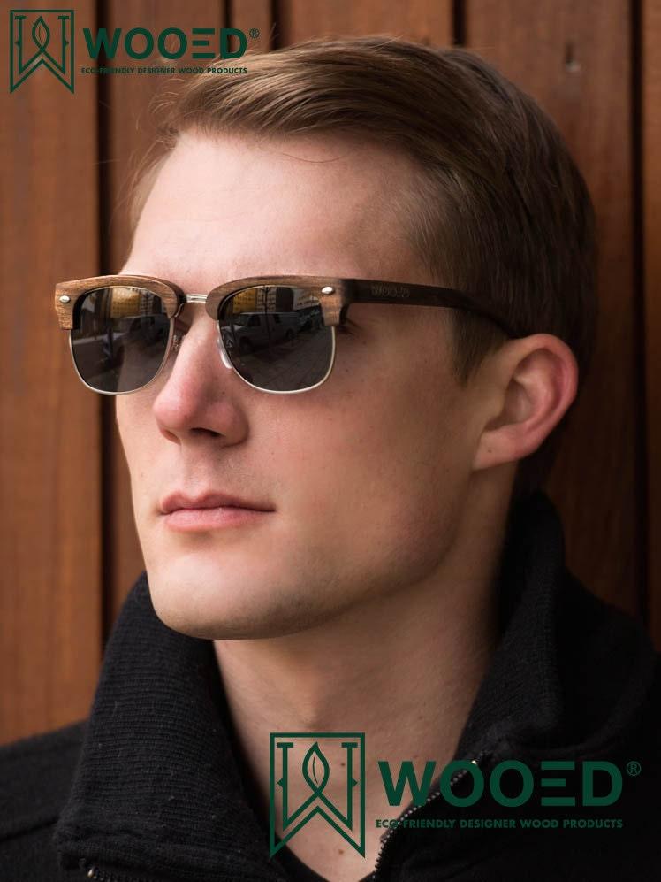 ray ban wood sunglasses mens