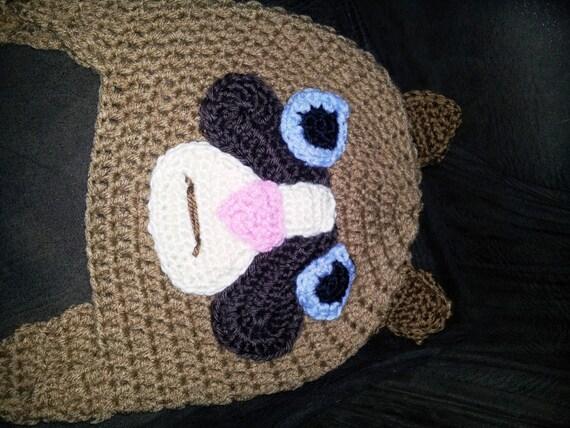 grumpy cat inspired hat. Black Bedroom Furniture Sets. Home Design Ideas