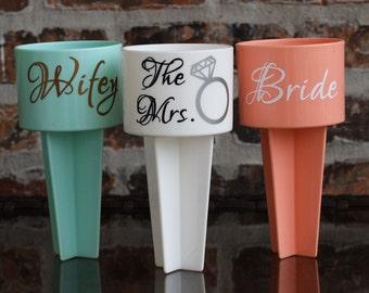 Bride Beach Spiker Cup Holder