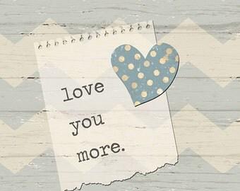 MA1066 - Love you more