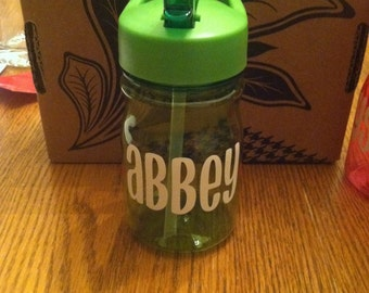 Personalized tumblers for kids