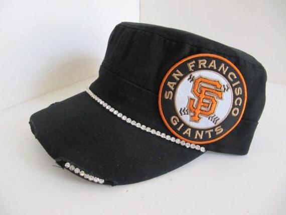 hats cadet hat giants hat bling hat womens hat giants