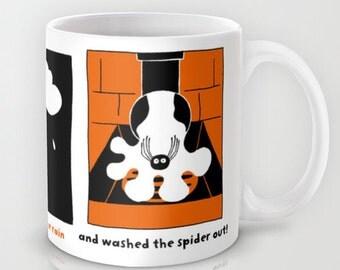 Incy Wincy Spider Mug