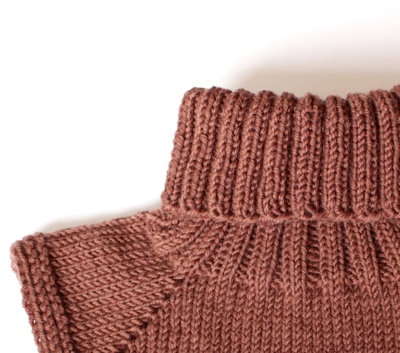 Knitting Pattern For Toddler Neck Warmer : Kids Neck Warmer Hand Knitted form 100%Merino Wool by Junikid